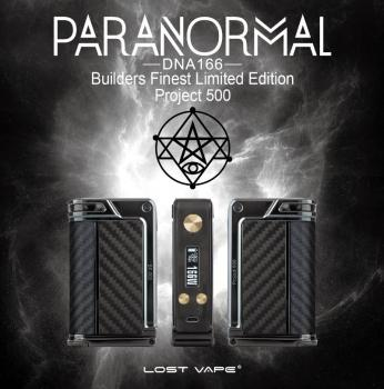 "Lost Vape Paranormal ""Limited Edition"" DNA166"