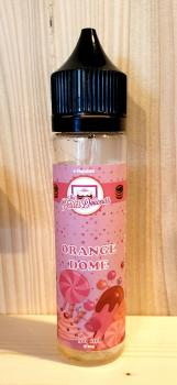 Vapers Saloon, Orange Dome, Shortfill, 50ml