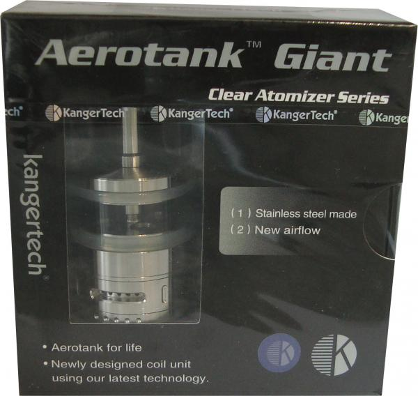 Kangertech Aerotank Giant, 4.5 ml, 30mm