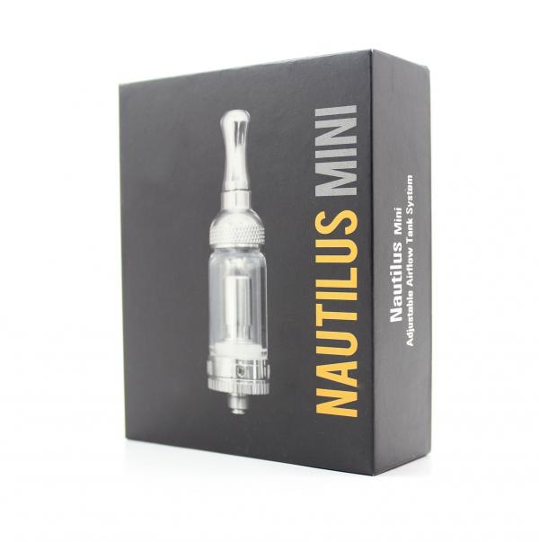 Aspire Nautilus Mini BVC Verdampfer, 2ml, 19.5mm (MTL)