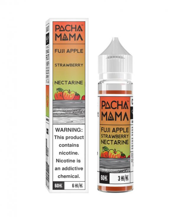 Charlie's Chalk Dust, Pacha Mama Fuji Apple, 50 ml, Shortfill