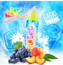 Fruizee, Purple Beach, Shortfill, 50ml
